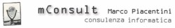 mConsult  Consulenza Informatica di Marco Piacentini